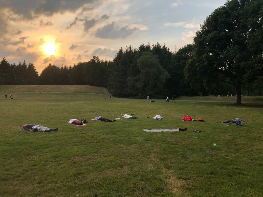 Yoga park Borgerswold Veendam